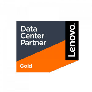 Lenovo Data Centre Partner Gold Blue Profile
