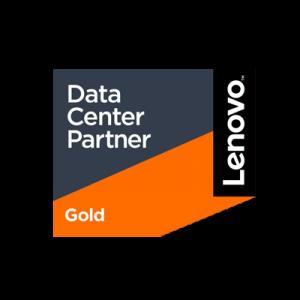Lenovo Data Centre Partner Gold Blue Profile