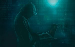 The dark side of the web BLUE Profile