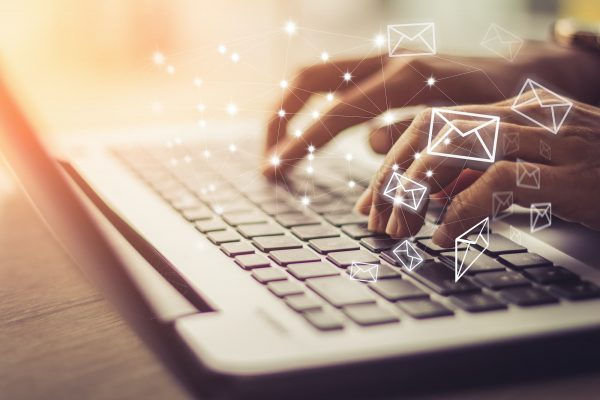 Is email the blind spot in your data security measures BLUE Profile